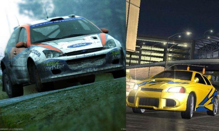 Best PS2 Racing Games