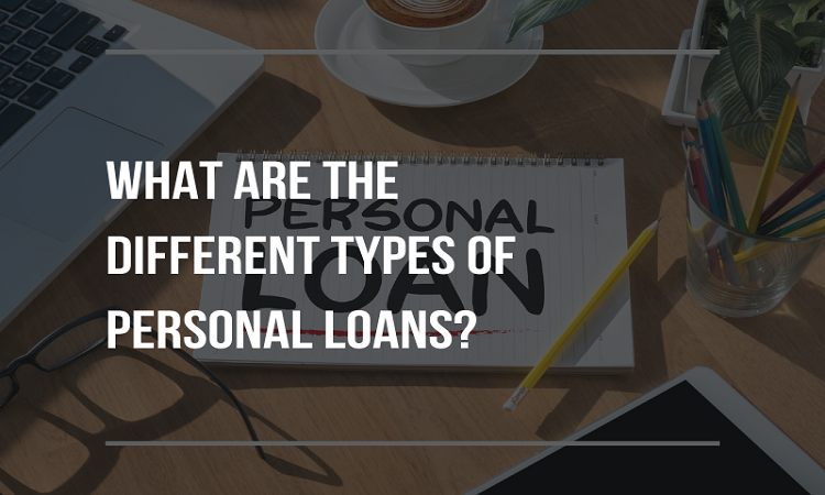 What Are The Different Types Of Personal Loans