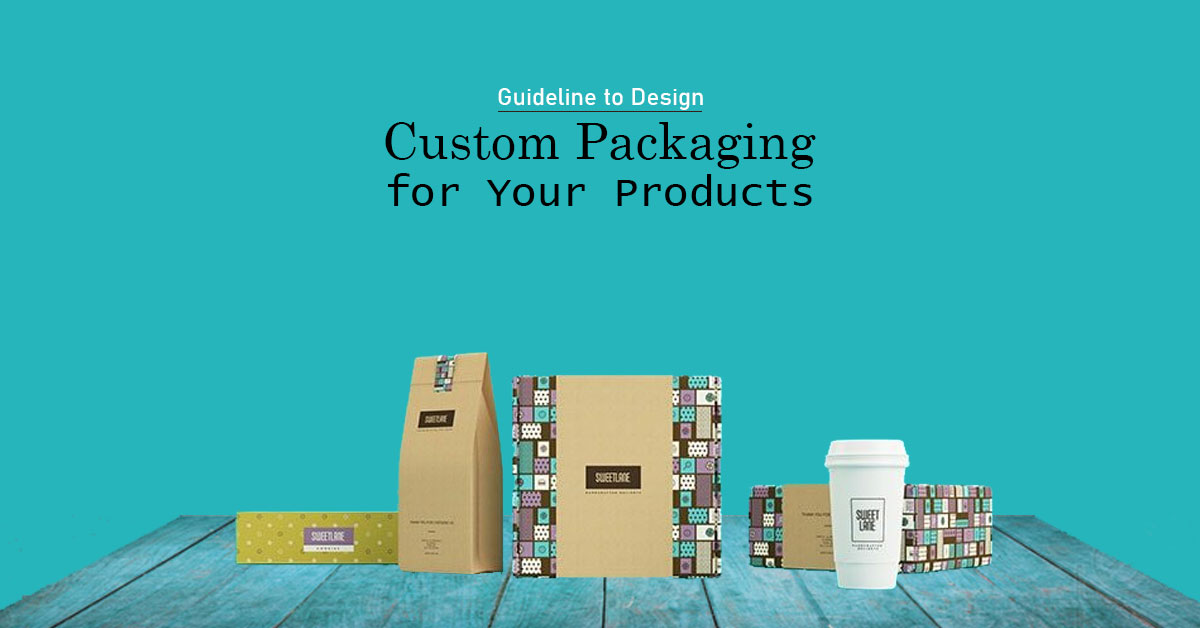Design Custom Packaging
